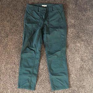 🐈 Women's Loft Pants Green